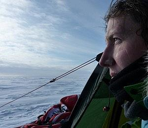 Felicity Aston on her Antarctic trip